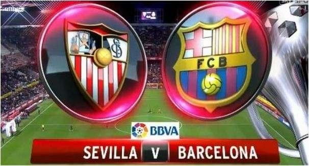 «Севилья»— «Барселона». Превью