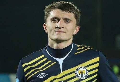 Торино подписал украинского защитника