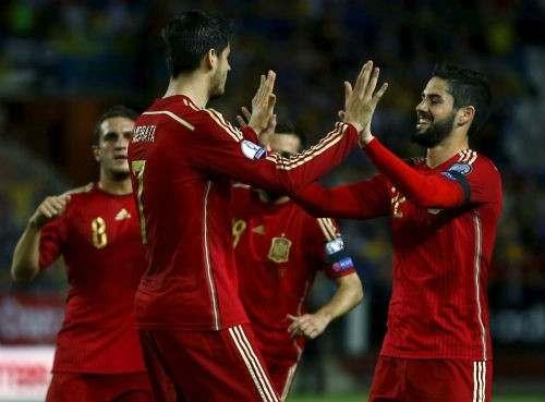 Испания теряет двух лидеров перед игрой с Украиной