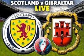 Отборочный тур Евро-2016. Гибралтар— Шотландия (Обзор матча)