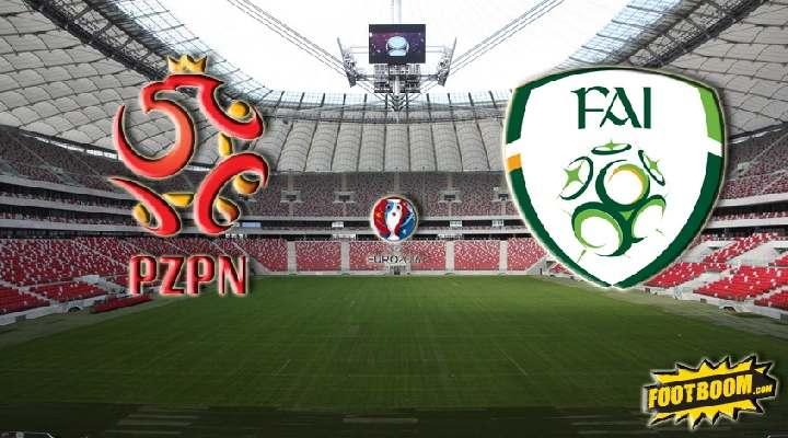 Отборочный тур Евро-2016. Польша— Ирландия (Обзор матча)