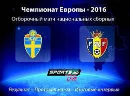 Отборочный тур Евро-2016. Швеция— Молдова (Обзор матча)