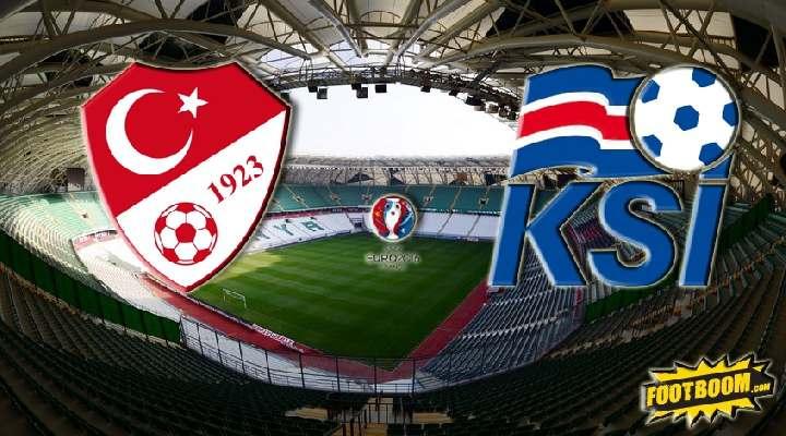 Отборочный тур Евро-2016. Турция— Исландия (Обзор матча)