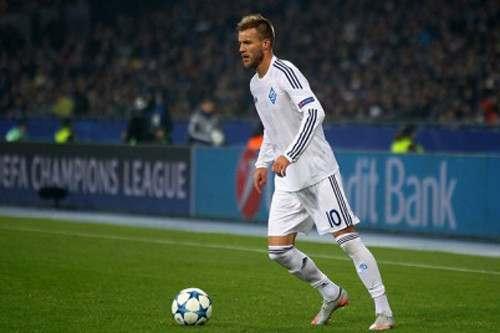Андрей ЯРМОЛЕНКО: «Надо выходить и играть в футбол»
