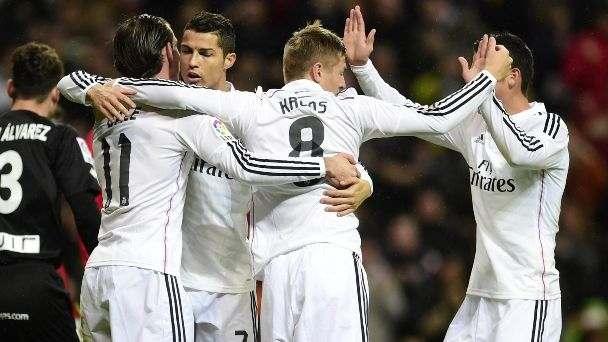 УЕФА: «Реал» потратил на свой состав 629 млн. евро