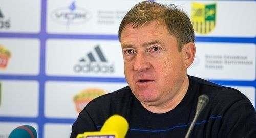 Вячеслав ГРОЗНЫЙ: «Чемпионат Украины даже смотреть не хочется»