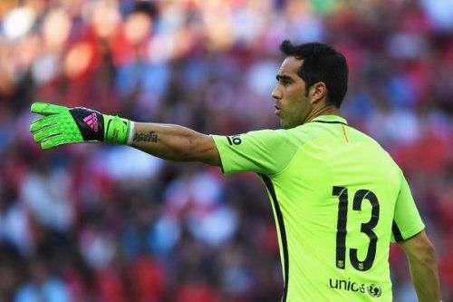 «Манчестер Сити» заплатит за голкипера «Барселоны» 17 миллионов фунтов