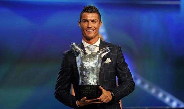 Роналду: «Хочу завершить карьеру в Реале в 41»