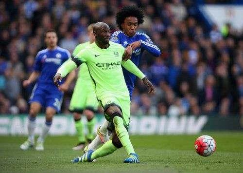 «Тоттенхэм» претендует на защитника «Манчестер Сити»