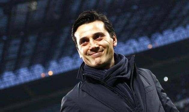 Монтелла: «Доволен игрой Милана»