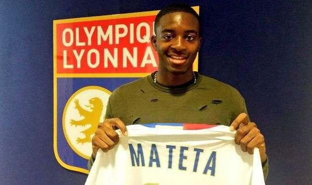 Жан-Филипп Матета— игрок «Лиона»