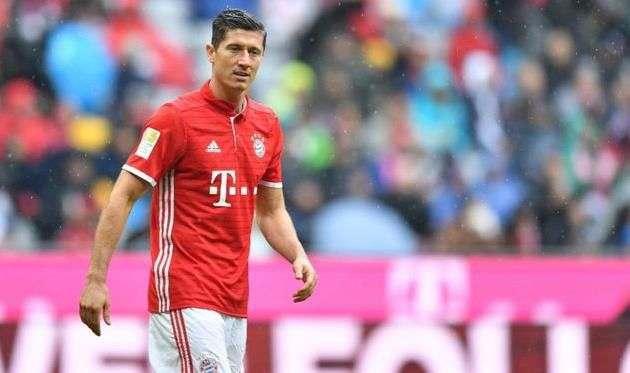 Роберт Левандовски вполне может стать самым высокооплачиваемым футболистом «Баварии»