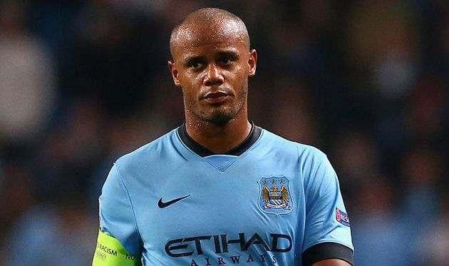 «Манчестер Сити» подтвердил, что Компани получил травму вматче с«Суонси»