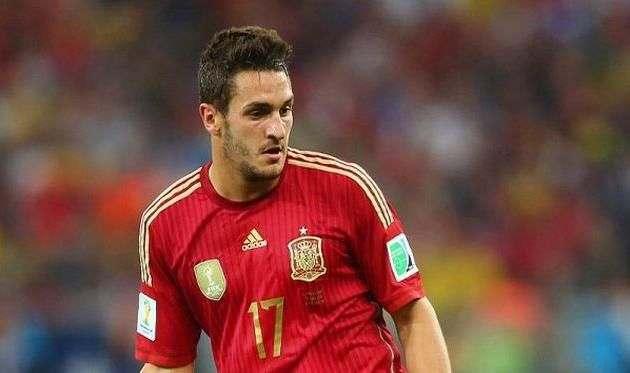 Коке: «Немного расстроены, что несмогли обыграть Италию»