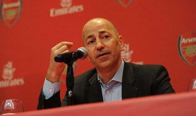 Арсенал располагает 50 млн фунтов на трансферы