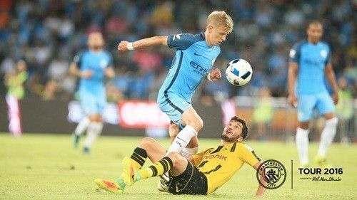 Александр ЗИНЧЕНКО: «Манчестер Сити? Волков бояться – в лес не ходить»