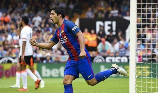 Луис Суарес продлит договор с«Барселоной» долета 2021-ого