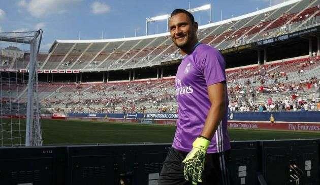 «Реал» увеличил заработную плату Наваса до4 млн евро вгод