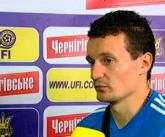 Артем Федецкий: У нас был четкий план, который дал Шевченко
