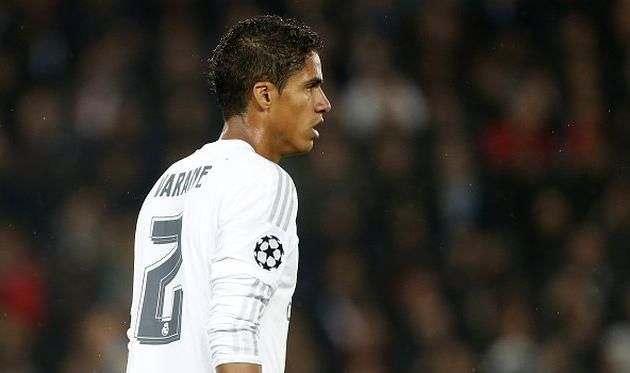 Варан хочет завершить карьеру в Реале