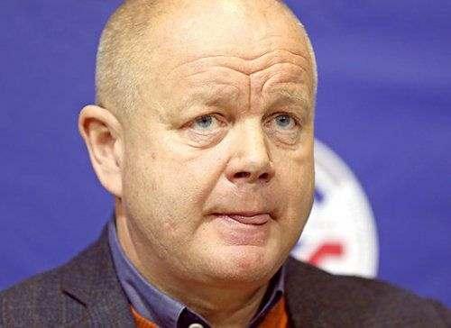 Наставник сборной Норвегии отправлен в отставку