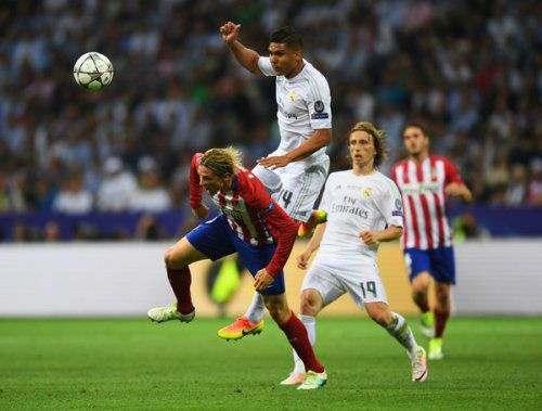 Хавбек «Реала» пропустит дерби с «Атлетико»