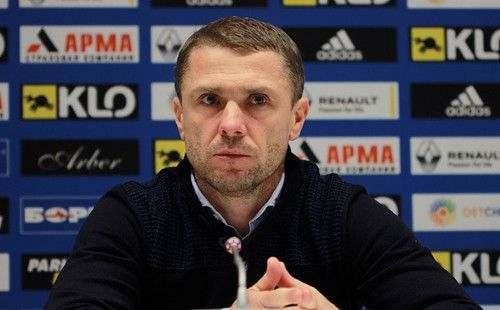 Сергей РЕБРОВ: «Непросто приходится со всеми командами»