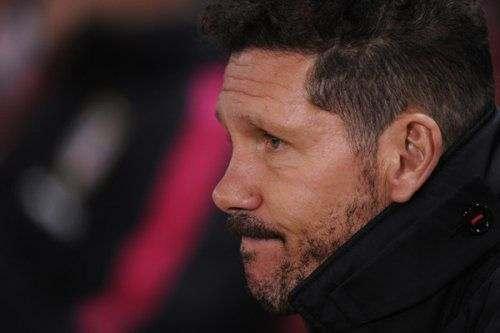 Диего СИМЕОНЕ: «Атлетико» потерпел обидное поражение в дерби