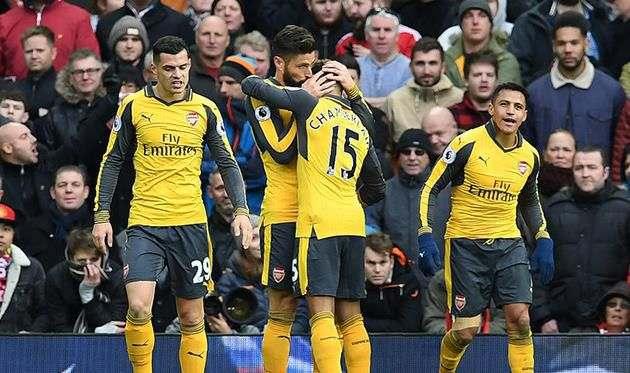 Кокелен: Арсенал доволен ничьей с МЮ