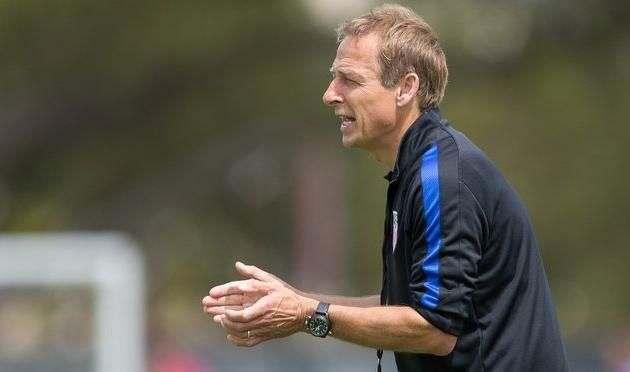 Клинсманн уволен с поста главного тренера сборной США
