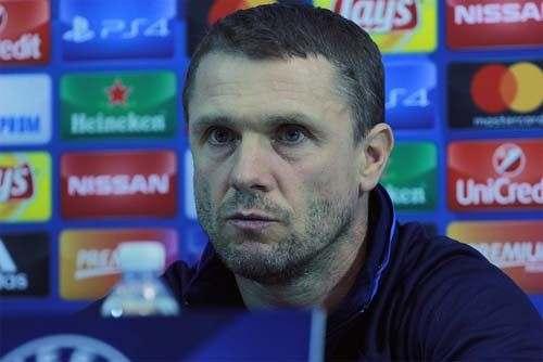 Сергей РЕБРОВ: «В Италии всегда непросто играть»