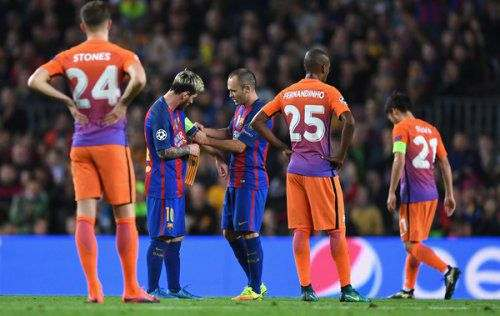 Капитан «Барселоны» восстановится к матчу с «Реалом»