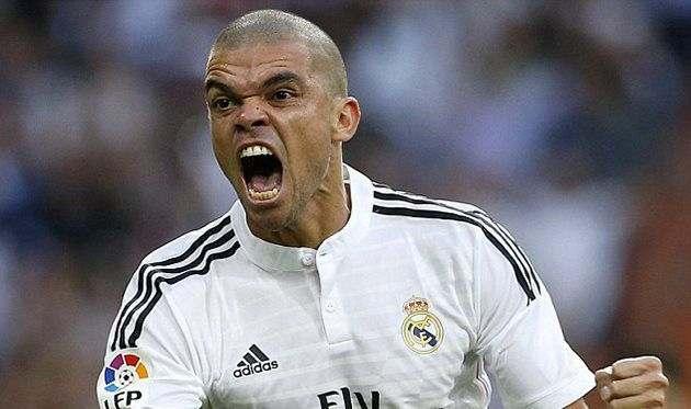 Пепе: хочу завершить карьеру в Реале
