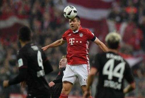 Хаби АЛОНСО: «Бавария» еще не вышла на свой уровень