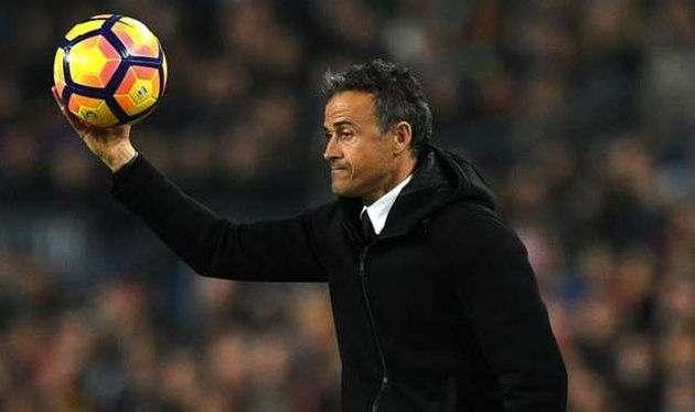 Луис Энрике: «Все решают забитые мячи»