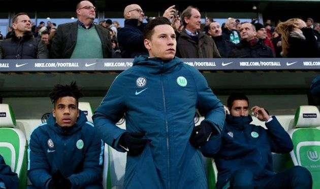 Дракслера освистали фаны, футболист хочет уйти из Вольфсбурга уже зимой