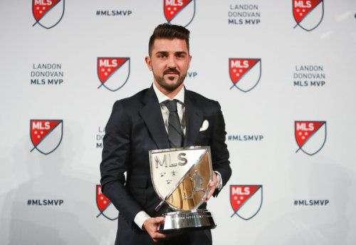 Определен самый ценный игрок MLS