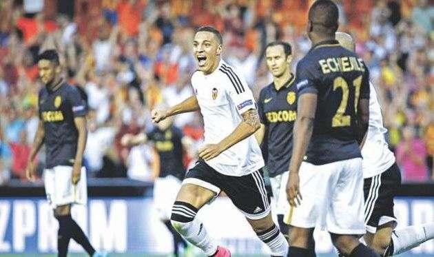 Родриго: Валенсия не вылетит в Сегунду