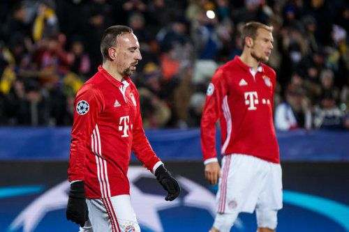 Франк РИБЕРИ: «Бавария»— мой последний клуб в Европе