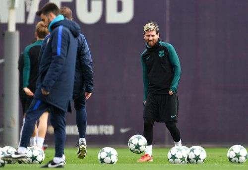 «Барселона» сыграет с «Шапекоэнсе»