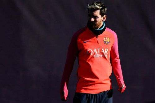 Месси— на 4-м месте по количеству игр в «Барселоне»