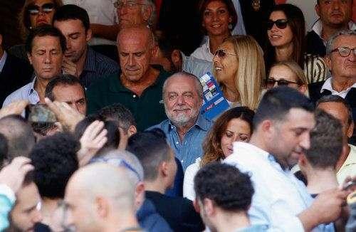 "Президент «Наполи»: «Противостояние с ""Реалом"" станет историческим»"