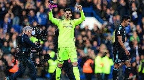 Тибо КУРТУА: «Диего Коста очень хорош в этом сезоне»