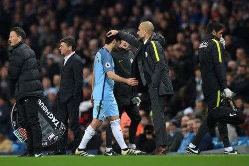 Полузащитник «Манчестер Сити» пропустит остаток года