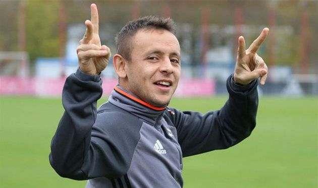 Бавария продлила контракт с Рафиньей