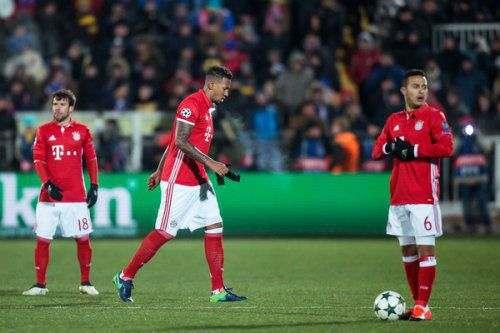 Защитник «Баварии» пропустит два месяца