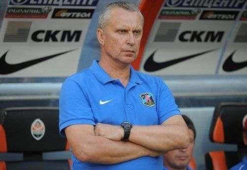 Бывший тренер киевского «Арсенала» может возглавить сборную Белоруссии