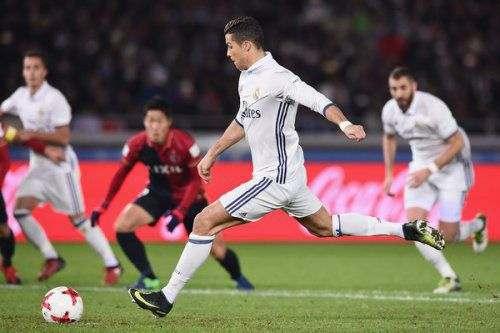 Лидер «Реала» получит очередную награду