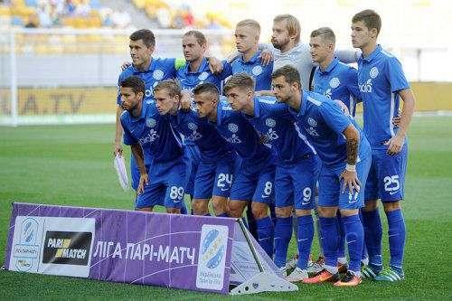 «Днепр» может досрочно оказаться в Первой лиге