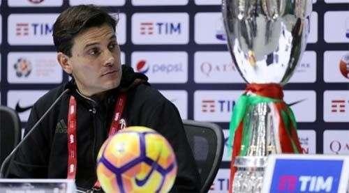 МОНТЕЛЛА: «Посвящаем победу в Суперкубке Сильвио Берлускони»